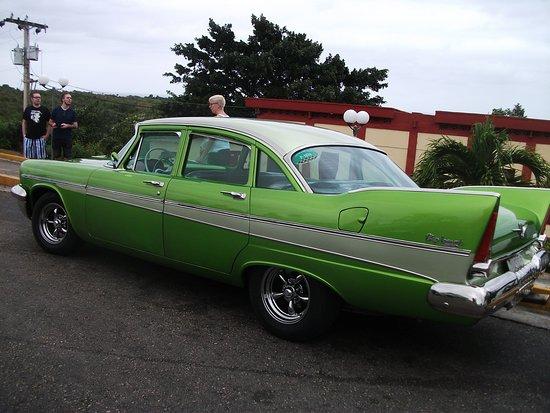 Vintage Cars Tours: Our car