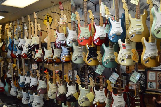 Southpaw Guitars