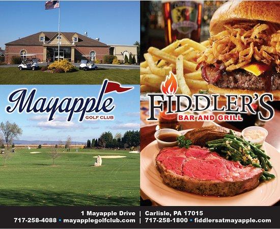 Fiddlers Bar & Grille : Golf, Food, & Drinks