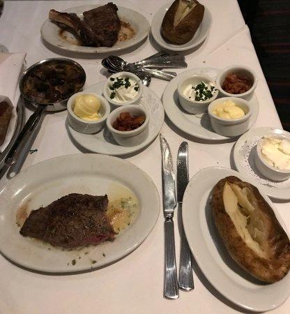 Ruth 39 S Chris Steak House New York Restaurantbeoordelingen Tripadvisor