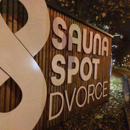 Sauna Spot Dvorce