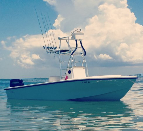 Something Catchy Fishing Charters Llc