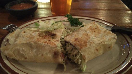 Solana Beach, CA: Baja Burrito
