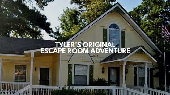 We invite you to visit Tyler's original escape room adventure!