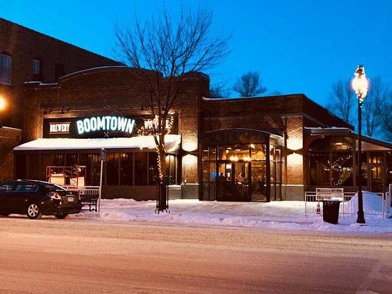 Hibbing, MN: Boomtown