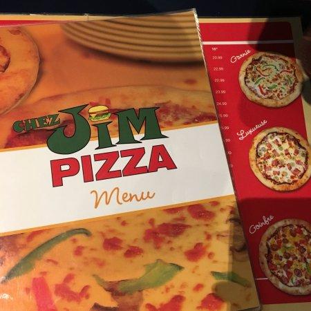 Chez Jim Pizza