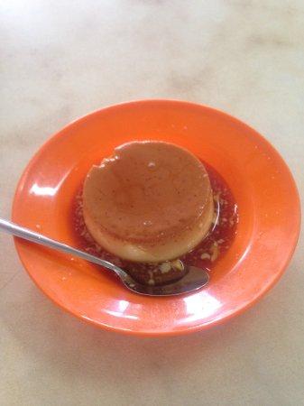 Thean Chun : Egg custard