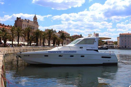 Yacht Taxi Boat Split