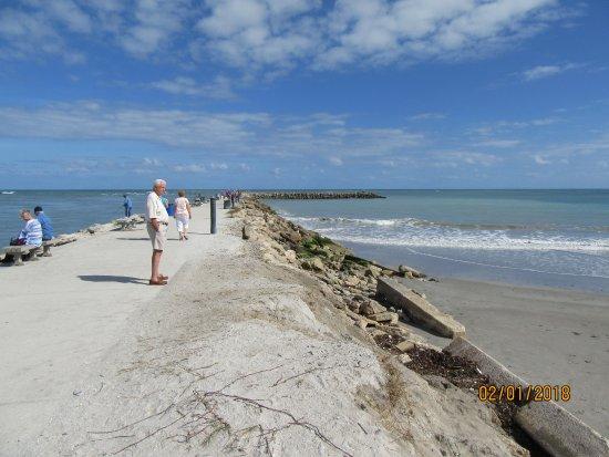Fort Pierce, FL: Jetty