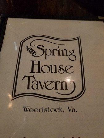 Spring House Tavern: 20180201_185504_large.jpg
