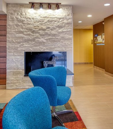 Fairfield Inn Las Cruces: Lobby