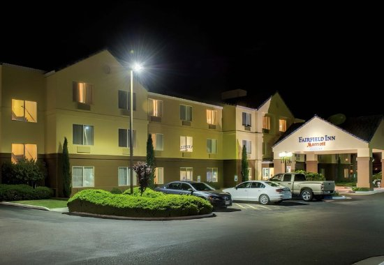 Fairfield Inn Las Cruces: Exterior