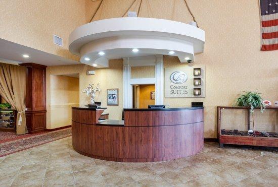 West Memphis, AR: Lobby