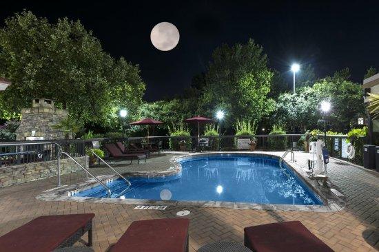 Pool Picture Of Hampton Inn Columbia I 26 Harbison Boulevard Columbia Tripadvisor