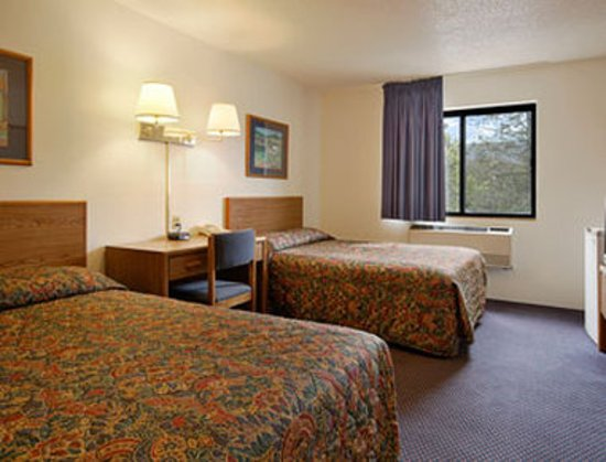 Montoursville, PA: Guest room