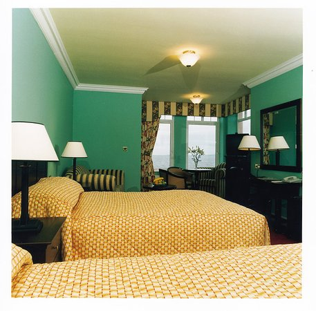 Rossnowlagh, Ireland: Guest room