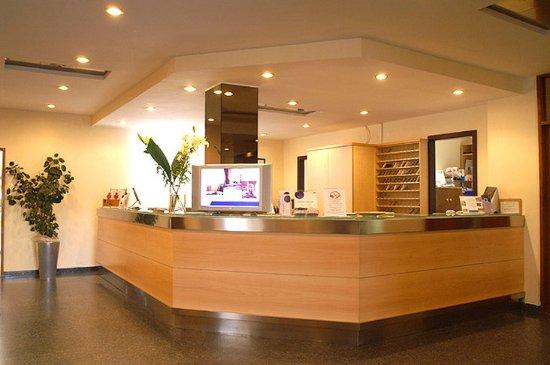 Botticelli Hotel: Lobby