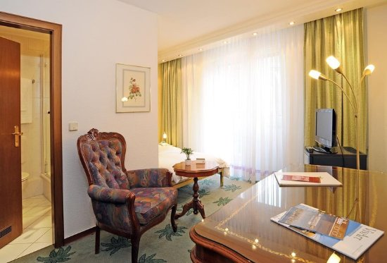 Hotel Palmenhof Frankfurt