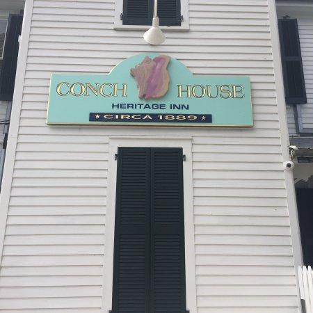 The Conch House Heritage Inn: photo2.jpg