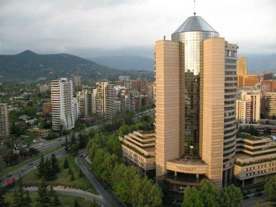 Hotel Santiago: Exterior