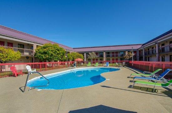 Red Roof Inn Kingsport Tn Hotel Anmeldelser Sammenligning Af Priser Tripadvisor