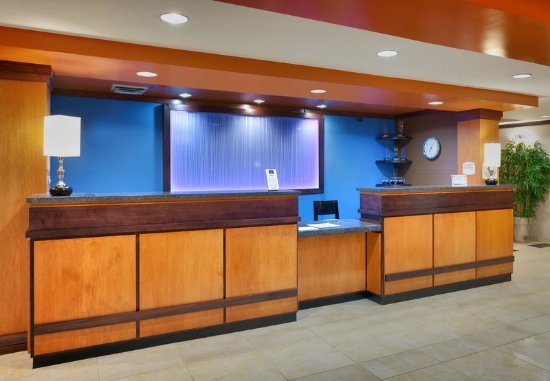 Fairfield Inn & Suites Richfield: Lobby