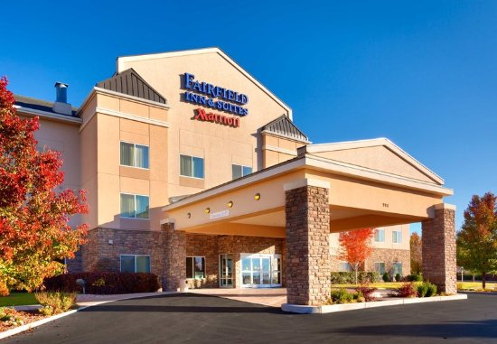 Fairfield Inn & Suites Richfield: Exterior