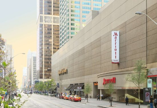 Toronto Marriott Bloor Yorkville Hotel: Stay in Yorkville in the heart of Toronto