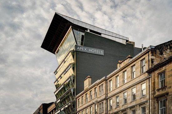 Apex City of Glasgow Hotel, hoteles en Glasgow