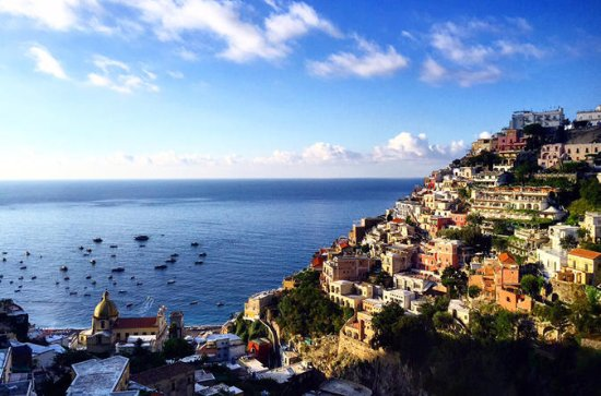 3-Day Sorrento, Amalfi Coast, Capri...