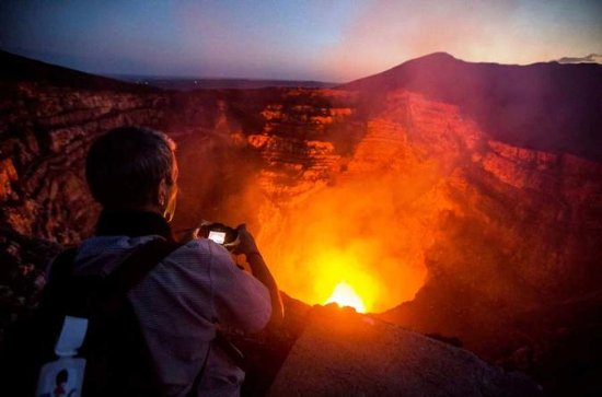 Private Tour to Volcano Masaya by