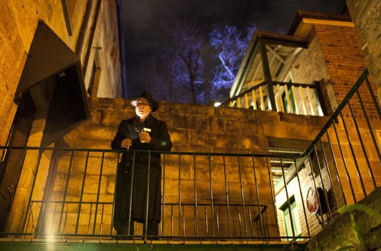 The Rocks Ghost Walking Tour with...