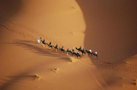 Ørken tur fra Fes til Marrakech (4...