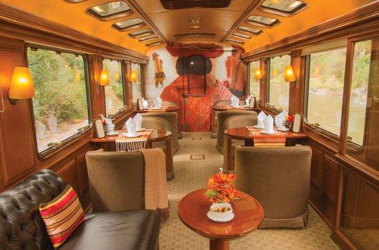 Full-Day Luxury Tour til Machu Picchu...