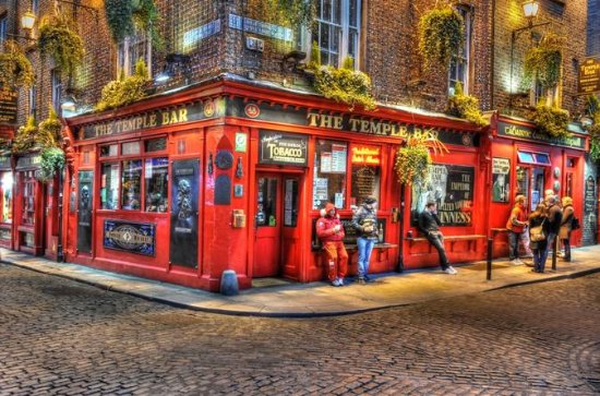 Dublin Highlights with Whiskey Musuem Experience & Tasting