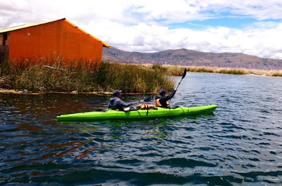 Kayak To Uros and Overnight in