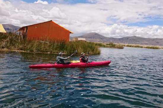 Kayak To Uros and Taquile island...
