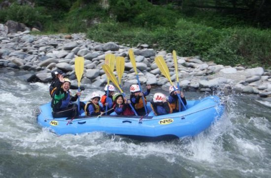 Rafting & Canoe Combo 1 day Tour