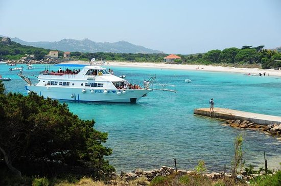 Boottocht naar La Maddalena Arcipel ...