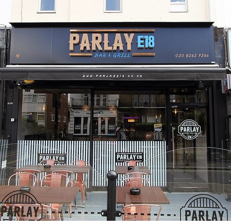 Parlay E18, Woodford - Restaurant Reviews, Phone Number