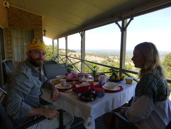 Brigadoon, Austrália: King of Darling Range Homestay
