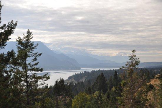 Columbia lake south Golden
