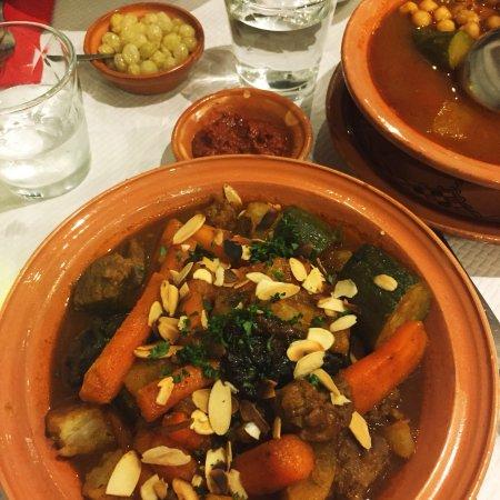 Restaurant l 39 etoile berbere dans la rochelle avec cuisine m diterran enne - Cuisine sur mesure la rochelle ...