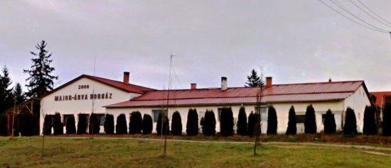 Felsocsatar, Ουγγαρία: Borászatunk, ahol tartjuk a borkóstolókat
