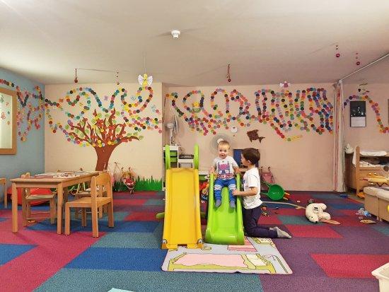 Falkensteiner Family Hotel Lido Ehrenburgerhof: Baby land