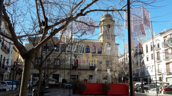 Alcala la Real, Spanien: Ayuntamiento Alcalá la Real