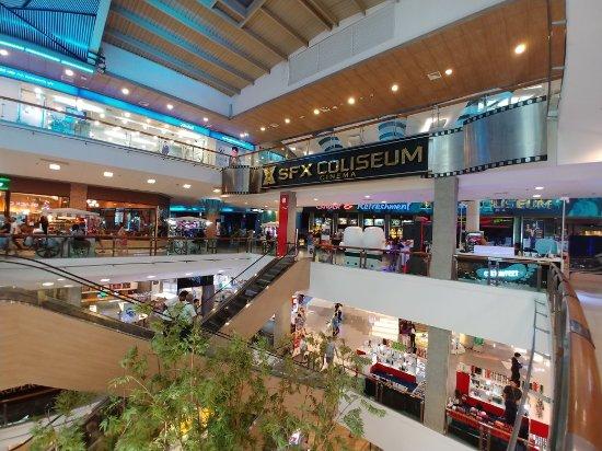 SFX Coliseum Cinema
