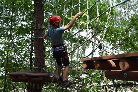 Lemur Rope Park