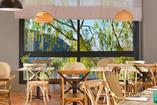 Sierra de Grazalema Natural Park, Spania: Restaurante de la Tierra
