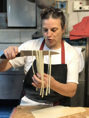 Country Inn Casa Mazzoni: scuola di cucina